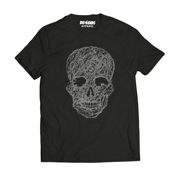 Big Bang Apparel Skull Shirt
