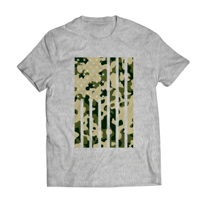 American Flag Army T-Shirt