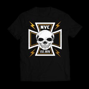 NYC Biker T-Shirt
