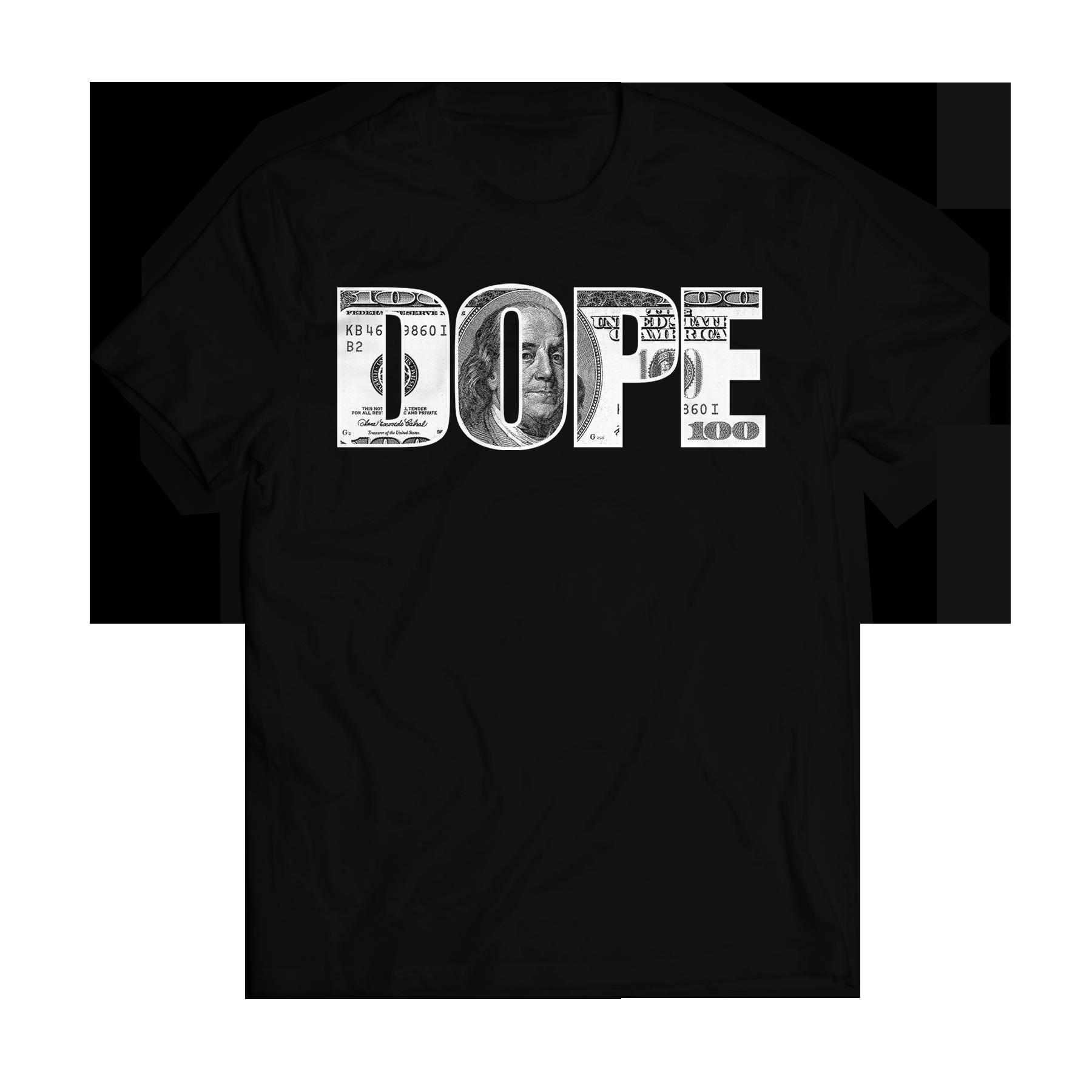 d38ef6a9426 Big Bang Apparel Dope Money T-Shirt