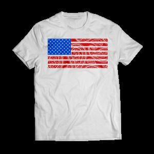 American Flag T-shirt