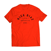 Nick Diaz Brooklyn MMA T-Shirt UFC