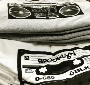 screen printing brooklyn t-shirt
